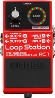 NEW BOSS RC-1 LOOP STATION