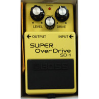 SOLD - BOSS SD-1 SUPER OVERDRIVE