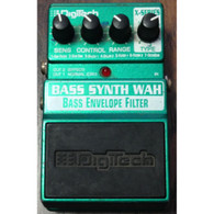 SOLD - DIGITECH BASS SYNTH WAH