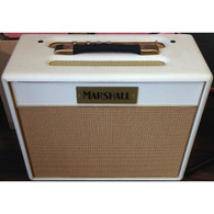SOLD - MARSHALL CLASS 5 LIMITED EDITION COMBO - WHITE