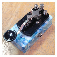 NEW COPPERSOUND TELEGRAPH STUTTER (CUSTOM COLOR - MARBLE LIGHT BLUE)