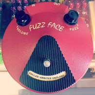 SOLD - N.O.S. Dallas Arbiter Fuzz Face BC 108C