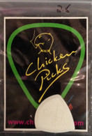 ChickenPicks Guitar Pick (1 pc) 1- Pack BADAZZ 2.5 mm