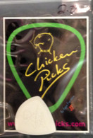 ChickenPicks Guitar Pick (1 pc) 1-Pack BADAZZ 2.0 mm