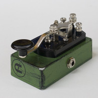 NEW COPPERSOUND TELEGRAPH STUTTER (CUSTOM COLOR - RELIC'D ARMY GREEN)