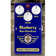 NEW MAD PROFESSOR BLUEBERRY BASS OVERDRIVE