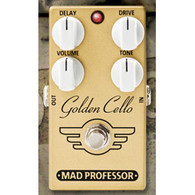 NEW MAD PROFESSOR GOLDEN CELLO OVERDRIVE DELAY
