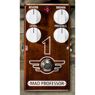 NEW MAD PROFESSOR 1 DISTORTION REVERB