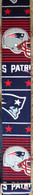 NEW LIMITED EDITION JODI HEAD NEW ENGLAND PATRIOTS GUITAR STRAP V2