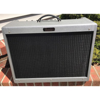 SOLD - Fender Hot Rod Deluxe III LIMITED EDITION Silver bullet