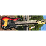 "1978 Fender Precision Bass with rare ""A"" neck"