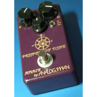 NEW ANALOG MAN PRINCE OF TONE OVERDRIVE
