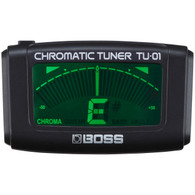 NEW BOSS TU-01 CHROMATIC TUNER