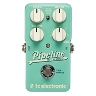 NEW T.C. ELECTRONIC PIPELINE TAP TREMOLO