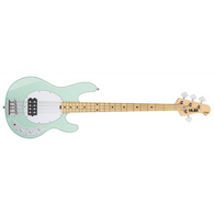 NEW STERLING by MUSIC MAN S.U.B. SERIES - RAY4 MG-M MINT GREEN