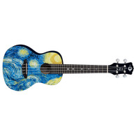 NEW LUNA STARRY NIGHT CONCERT UKE W/ GIG BAG
