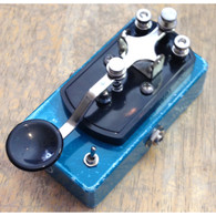 NEW COPPERSOUND TELEGRAPH STUTTER WITH POLARITY SWITCH (CUSTOM COLOR - RELIC'D LAGUNA)