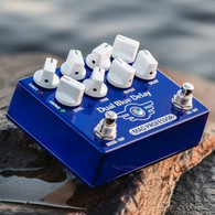 NEW MAD PROFESSOR DUAL BLUE DELAY