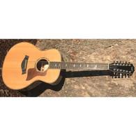 2015 Taylor 856 12-String