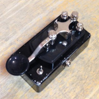 NEW COPPERSOUND TELEGRAPH STUTTER WITH POLARITY SWITCH (CUSTOM COLOR - RELIC'D BLACK)