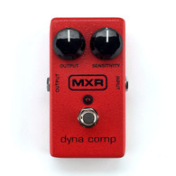 NEW MXR M102 DYNA COMP COMPRESSOR
