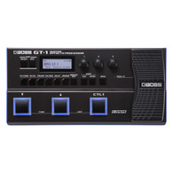 NEW BOSS GT-1 GUITAR EFFECTS PROCESSOR