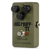NEW ELECTRO HARMONIX GREEN RUSSIAN BIG MUFF PI