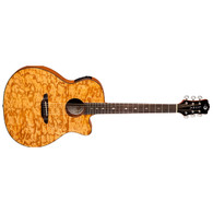 NEW LUNA GYPSY QUILT ASH A/E - GLOSS NATURAL