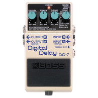 NEW BOSS DD-7 DIGITAL DELAY