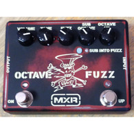 MXR SLASH OCTAVE FUZZ SF01