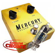 NEW EFFECTRODE MERCURY TUBE FUZZ