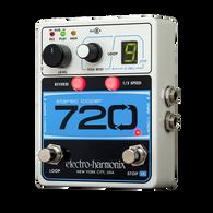 NEW ELECTRO HARMONIX 720 Stereo Looper