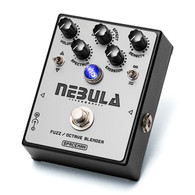 NEW SPACEMAN EFFECTS NEBULA FUZZ / OCTAVE BLENDER - BLACK EDITION
