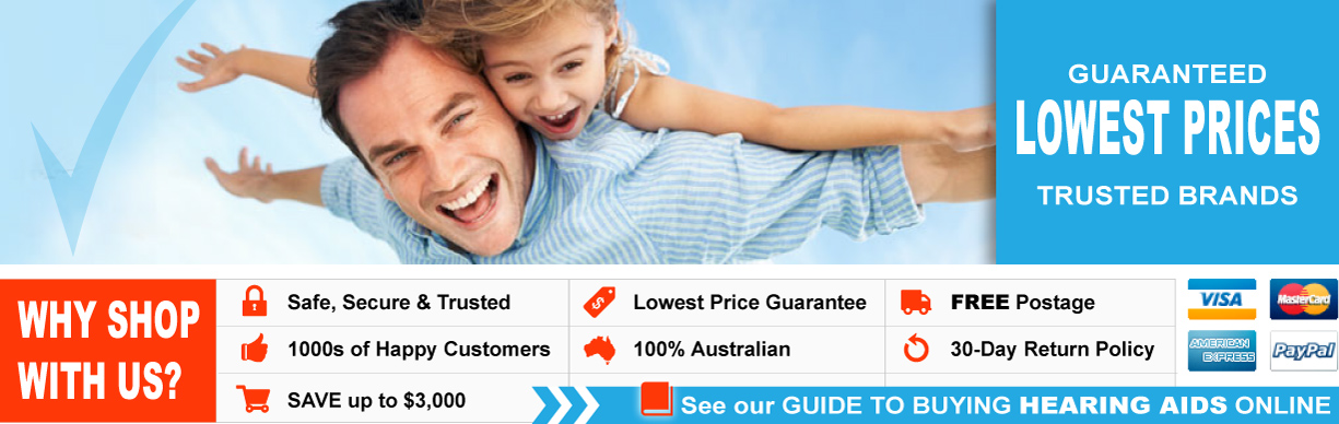 HEARING SAVERS - Trusted Brands. Discount Hearing Aids