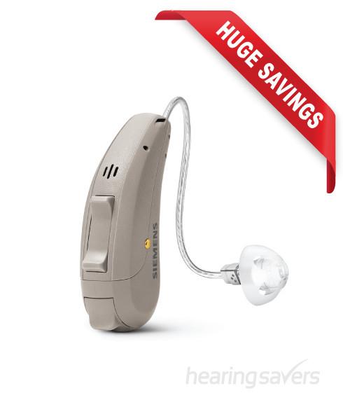 hearing aids siemens pure binax