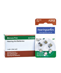 Hearing aid batteries 312 bulk buy