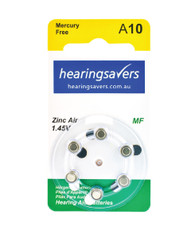 Hearing aid batteries 10