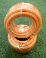 Orange Flexible Conduit