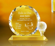 """Golf Hole In One (5.25""""H 6""""W)"""