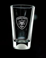 Golfball Pub Glass