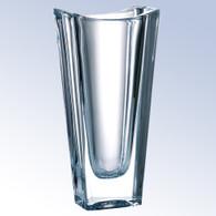 Crystal Sheffield Prism Vase
