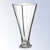 Crystal Quadro Vase