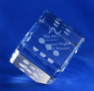 Crystal Dice Award