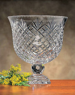 Crystal Oxford Pedestal Trophy, 2 Sizes Available