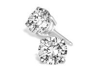 .25cttw Round Diamond Studs