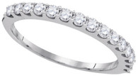 .50cttw Prong Diamond Band
