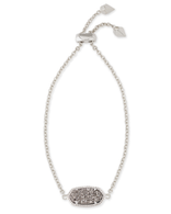Kendra Scott Elaina Bracelet Rhodium/Platinum Drusy