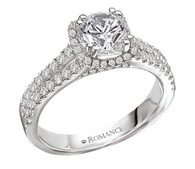 1.00cttw Diamond Engagement Set