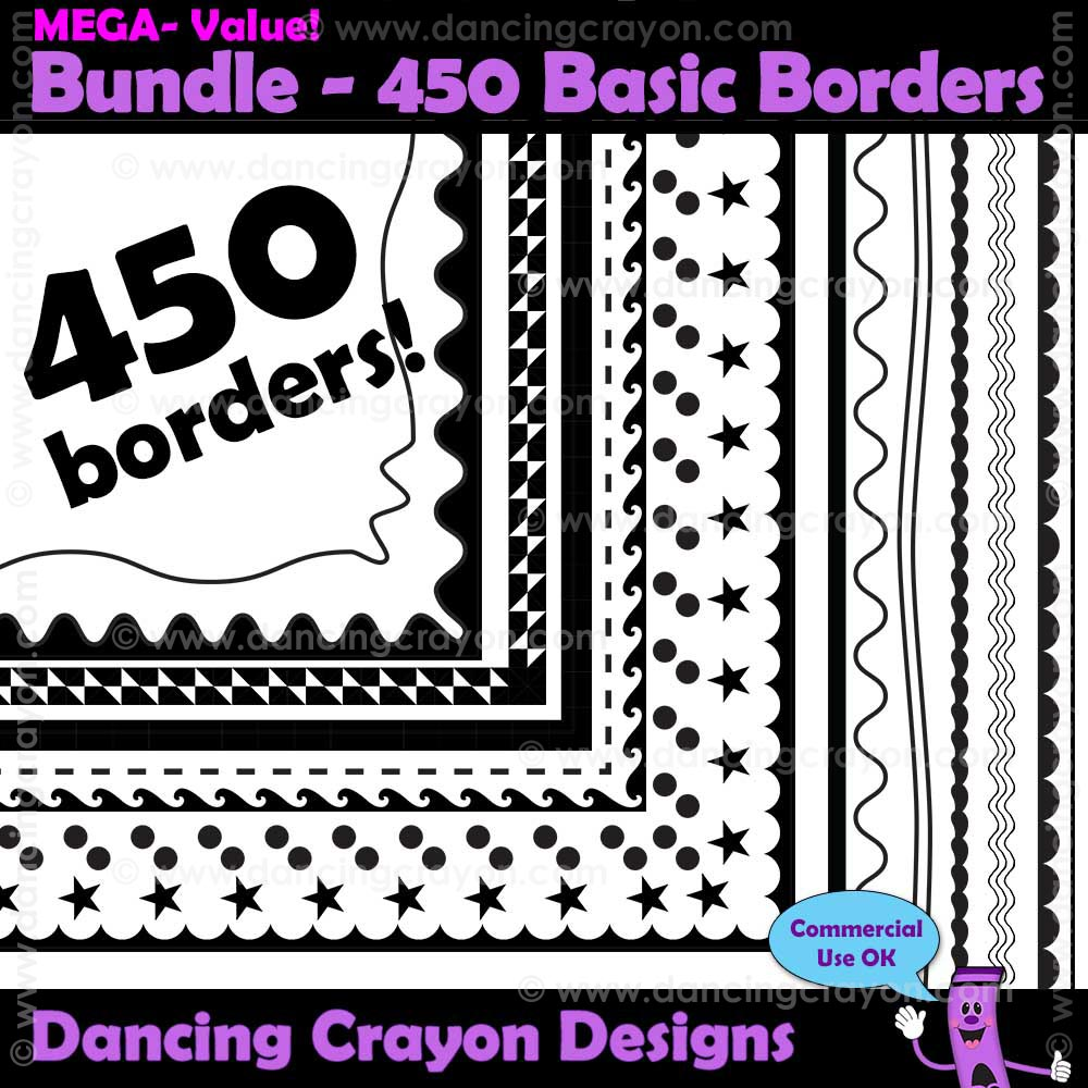Borders and Frames clipart