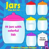 Jars / Cookie Jars Clipart